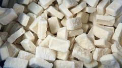 Frozen Garlic Puree,Frozen Garlic Paste,IQF Garlic Puree Tablets
