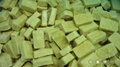 IQF Ginger Strips,Frozen Ginger Strips,Frozen Ginger,slices/wholes/dices/puree