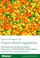 IQF Mixed Vegetables,Frozen Mixed Vegetables,IQF Vegetables Blend