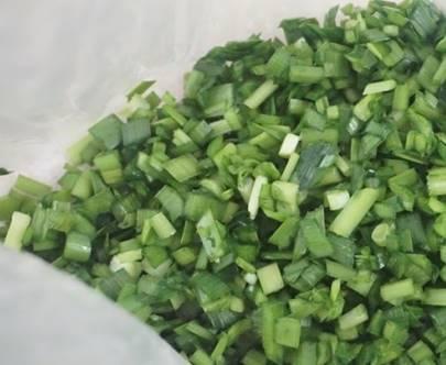 冷凍韭菜段,速凍韭菜段 7