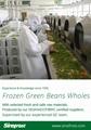 IQF Green Beans Cuts,Frozen Green Bean Cuts,IQF Cut Green Beans