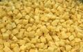 2021 new crop IQF yellow peaches,dices/segments/halves