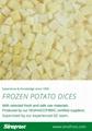IQF Potato Cuts,Frozen Potato Cuts,IQF French Fries,IQF Potato Chips 2