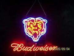 budweiser bear