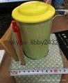 创意环保小麦纤维塑料杯 2