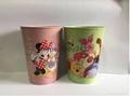 創意環保小麥纖維塑料杯