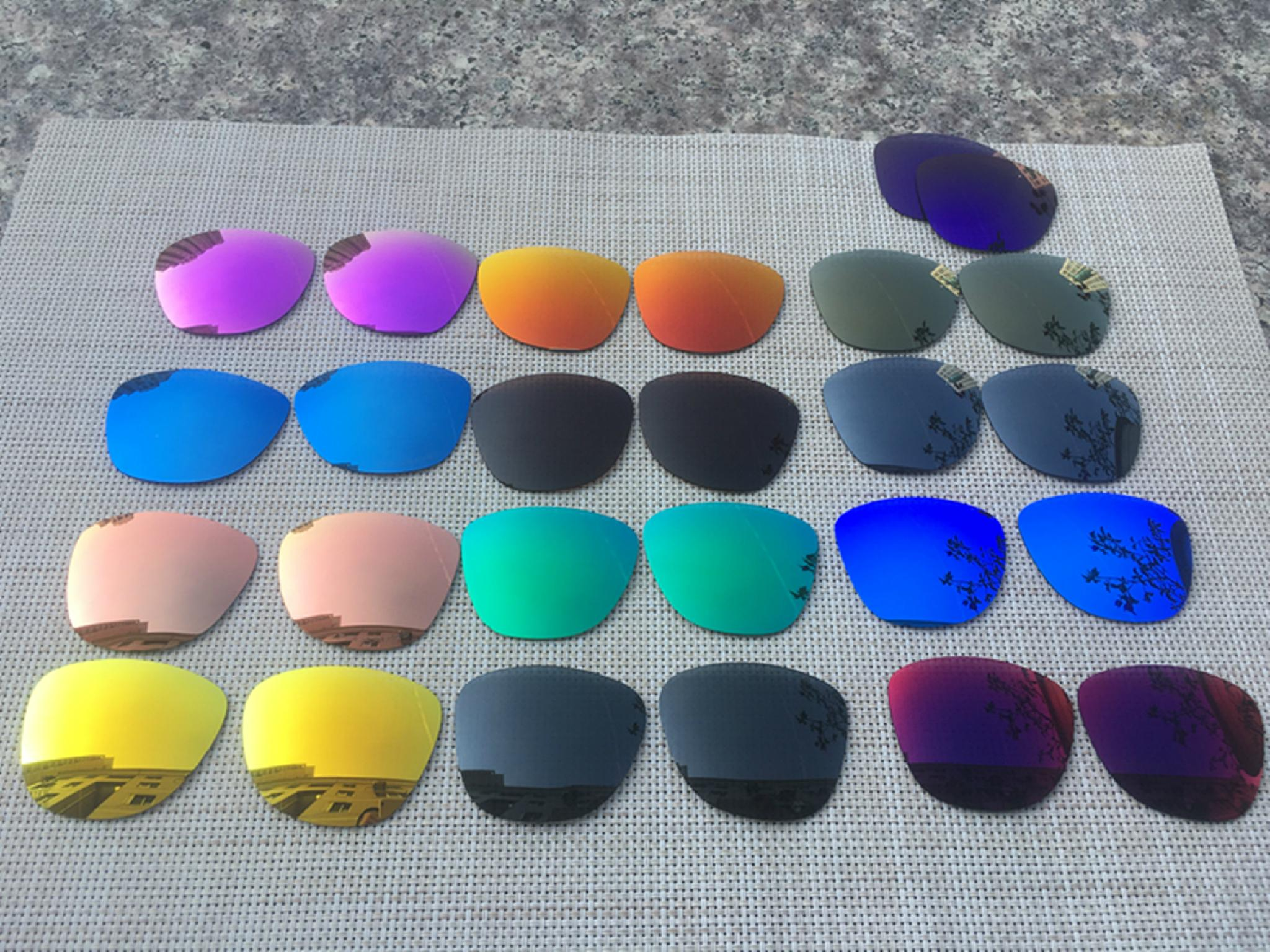 Replacement Polarized Lenses for  Frogskins 2