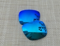 Fire Red Replacement Polarized Lenses for Holbrook Sunglasses  3