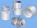 UPVC Water Supply Fittings (Pressure Fittings)