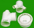 UPVC Drainage Fittings for Waste Water