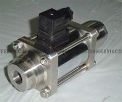 电磁式同轴阀 西安电磁阀 乳化剂电磁阀