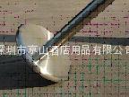 鑄鐵底帶剎車頭和滾軸伸縮帶欄 4