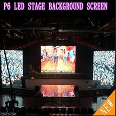 PH 6mm Indoor Full color led screen