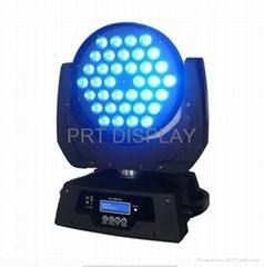 Latest LED Wash Moving head lighting