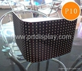 SMD3528 P10 Indoor soft led panel