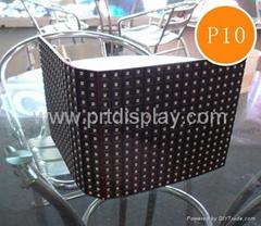 SMD3528 P10 Indoor soft led panel