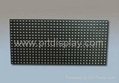 Real pixel full color P7.62 indoor led stage background