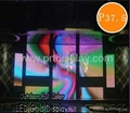 Outdoor Full Color P37.5 LED Grid Screen