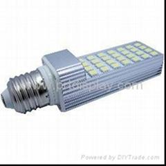 Hot sale LED PLC lamps 6W E27A
