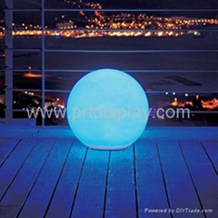 Remoto Control Multicolor ball lighting