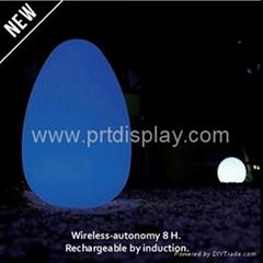 Garden Decoration Color Changing LED EGG LIGHT