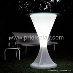 Modern illuminated LED Table Lighting