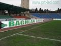 Football Stadium perimeter Advertising