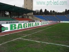 Football Stadium perimet