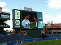 Pitch 16mm Outdoor Full Color Sport LED Screen 3