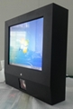 Touch PC with barcode scanner