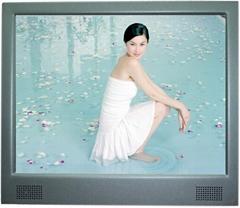 15 寸液晶多媒体广告播放机