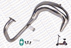 Gas Scooter performance parts/performance pipe