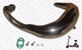 Gas Scooter performance parts/Exhaust Pipe