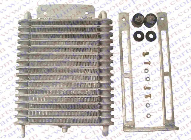 Alu Radiator for Blata Origami /Minibike performance parts   1