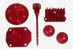 Dirt bike performance parts /CNC Cylinder head cover