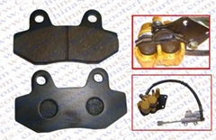 Dirt bike spare parts  /Brake Pad