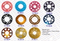 Dirt bike performance parts /CNC Rear