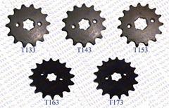 Dirt bike performance parts  /Performance Front sprocket