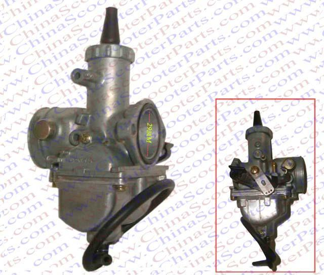 Dirt Bike Carburetor Parts : Dirt bike performance parts mm mikuni carburetor ca