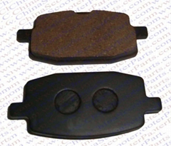 Dirt bike spare parts/Brake Pad