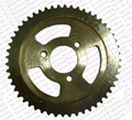 Minibike spare parts / Rear Sprocket for