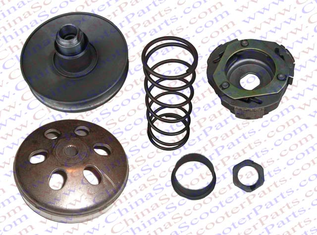Chinese scooter parts/Clutch Kit for GY6-125CC - C513 (China