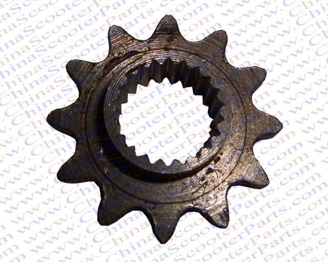 Performance 12 tooth pinion for GP3 /Minibike performance parts   1