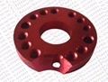 Dirt bike performance parts/CNC Universal Plate(Alumimun),22MM