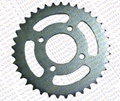 Dirt bike spare parts/Rear Sprocket