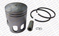 Chinese scooter parts /Piston kit for 2