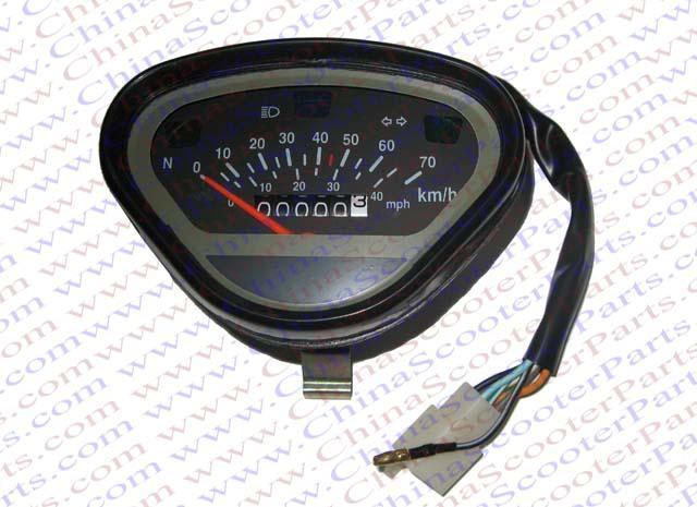 Monkey spare parts /Speedometer  1