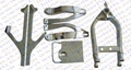 Alu Frame for Blata Origima/Minibike performance parts