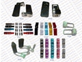 Aluminum Foot rest /Minibike performance