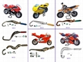 performance exhaust /Minibike